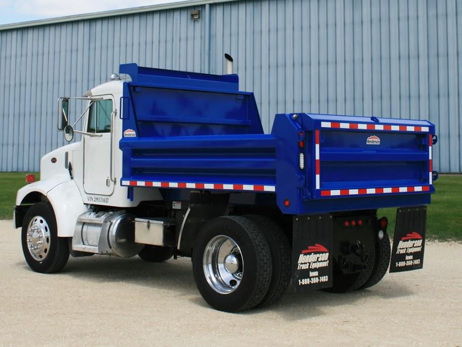 Henderson Manufacturing Triad Truck Equipment