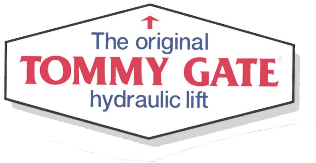 Tommy Gate Logo - Triad Truck Equipment, Pottstown, PA