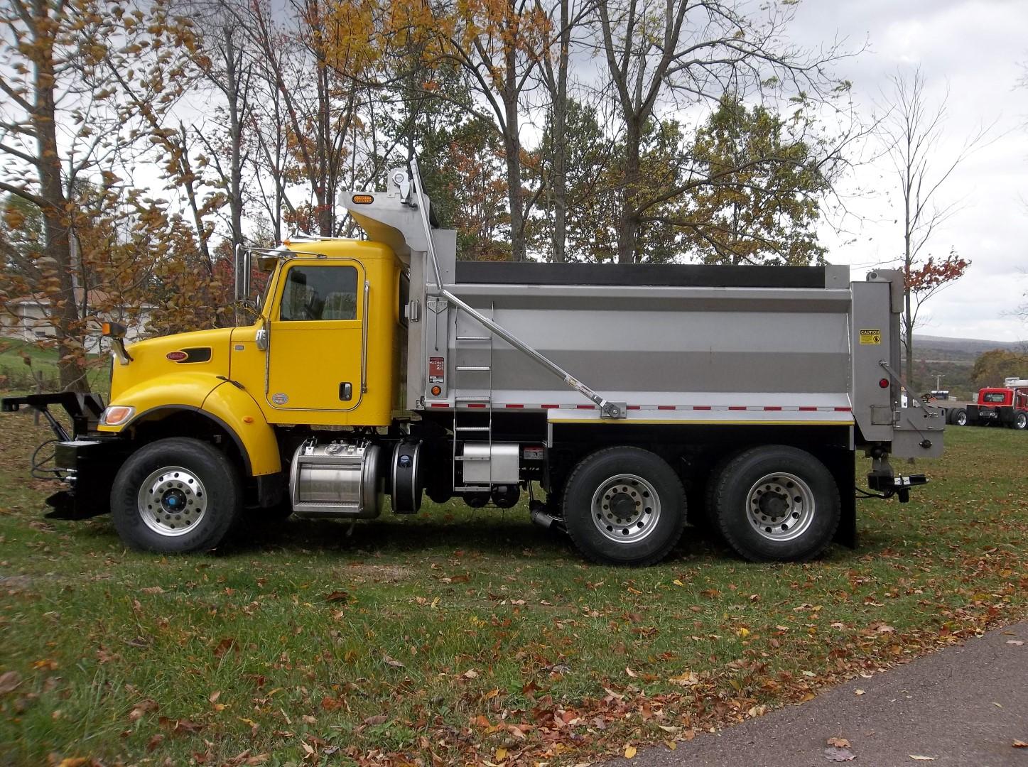 Beau Roc Stainless Steel Triad Truck Equipment